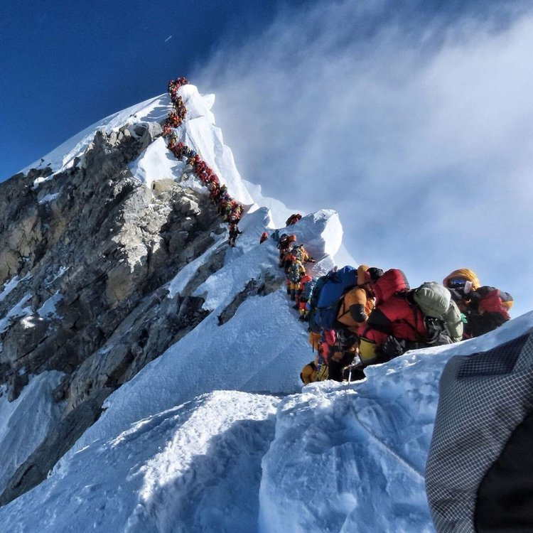 This spring, the deadly queues to ascend Mount Everest were headline news. Even the world's hardest to reach places are now overcrowded, causing significant infrastructural and managerial challenges.