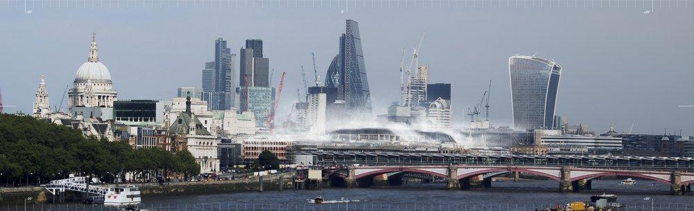 London View Management Framework, River Prospect: Waterloo Bridge