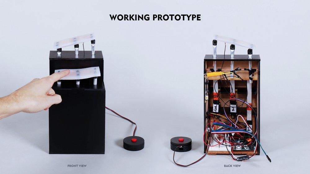 VoiceBlox Working Prototype