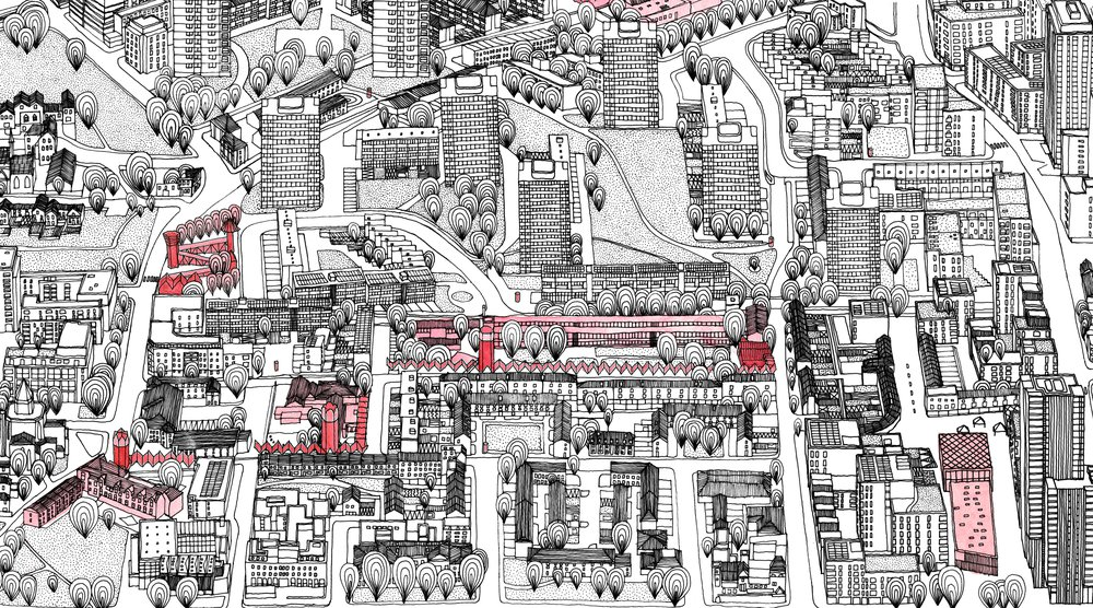 Poplar Education Service Masterplan