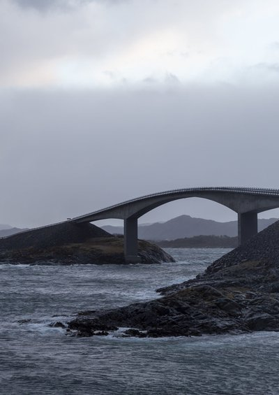 Atlanterhavsveien (The Atlantic Ocean Road), Alex Boyce, 2020