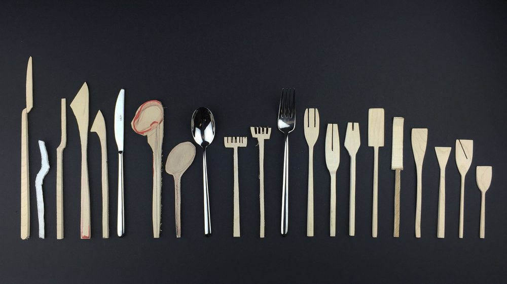 Exploration of Cutlery