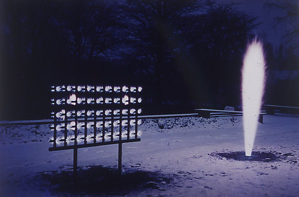 Yves Klein, 'Air Architecture', 1961