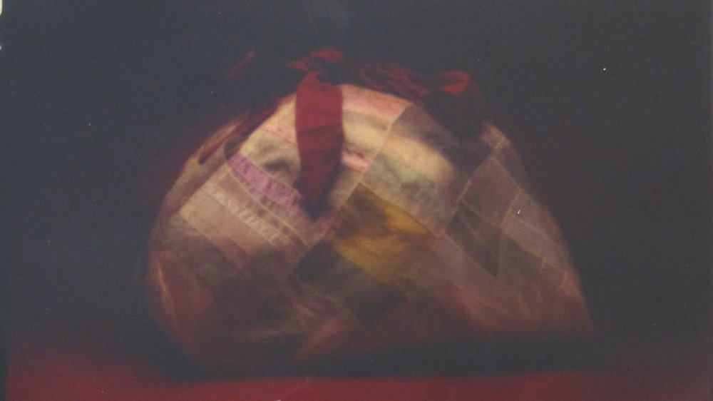 70.0/5289; 'Cloth Bundle, Patchwork', American Museum of Natural History (New York, US)