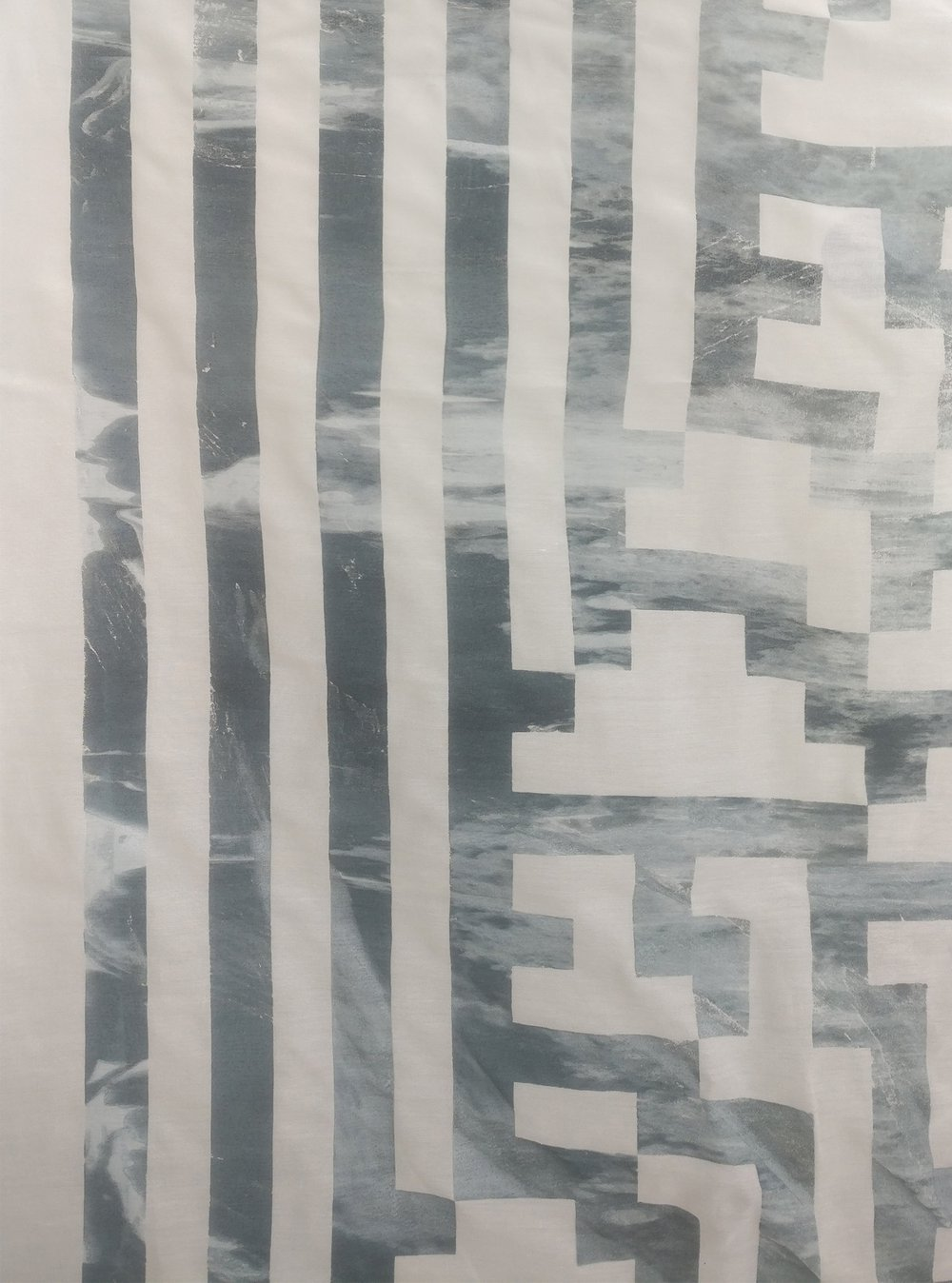 Binary print by hand