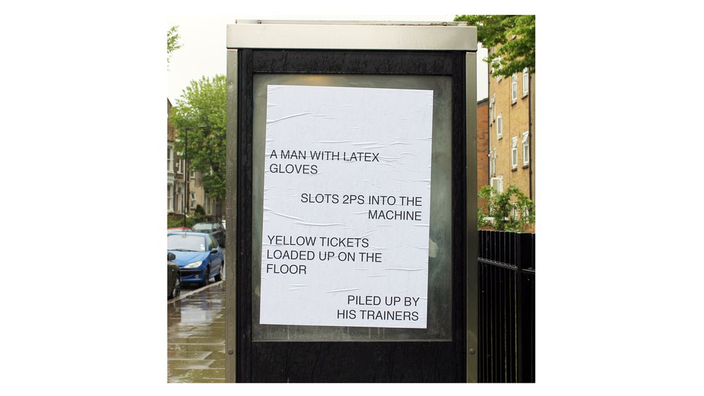 yellow tickets