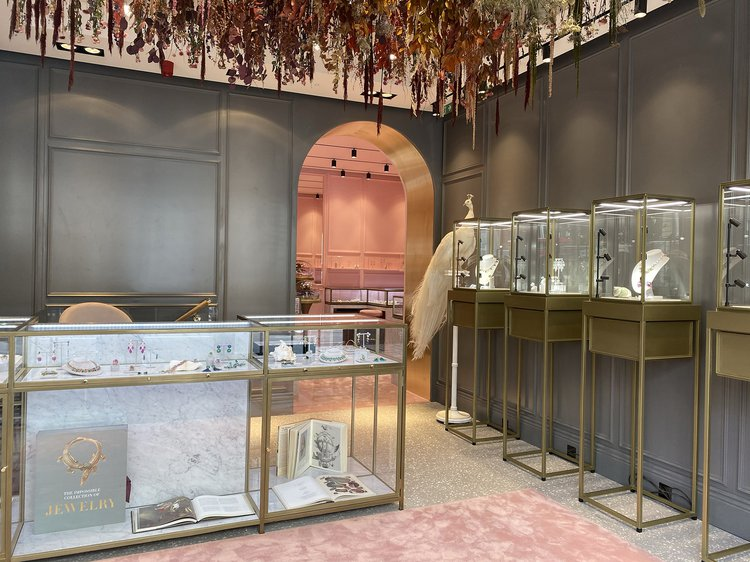Anabela Chan boutique