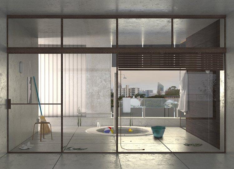 Rachel Cronin, A House Between Two Floors (ADS5, 2019/20)