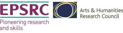 AHRC and EPSRC logos