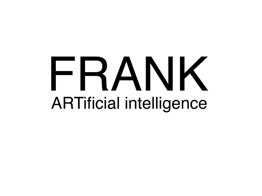 ARTificial Intelligence FRANK