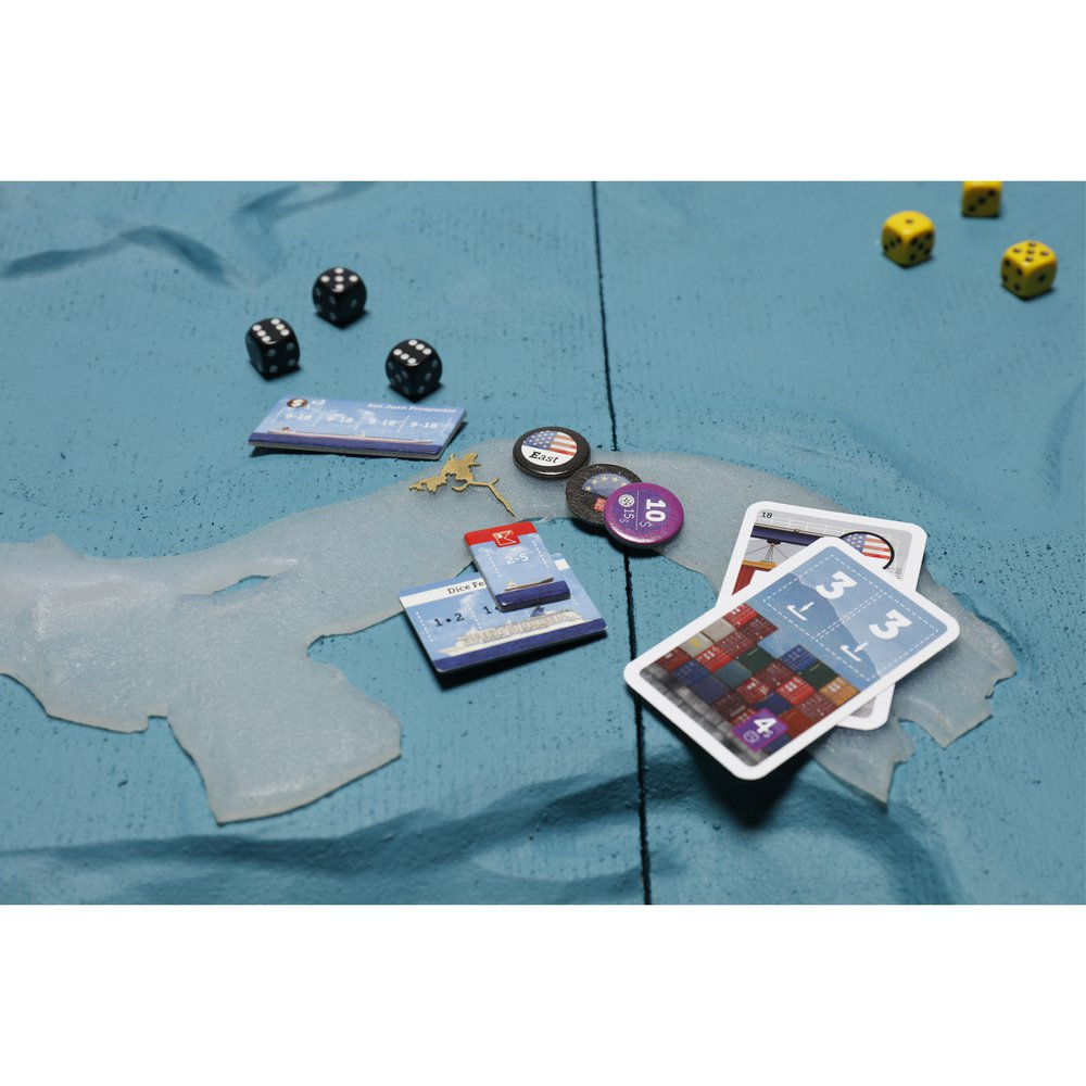Marine Infrastructural Wargaming in Central America