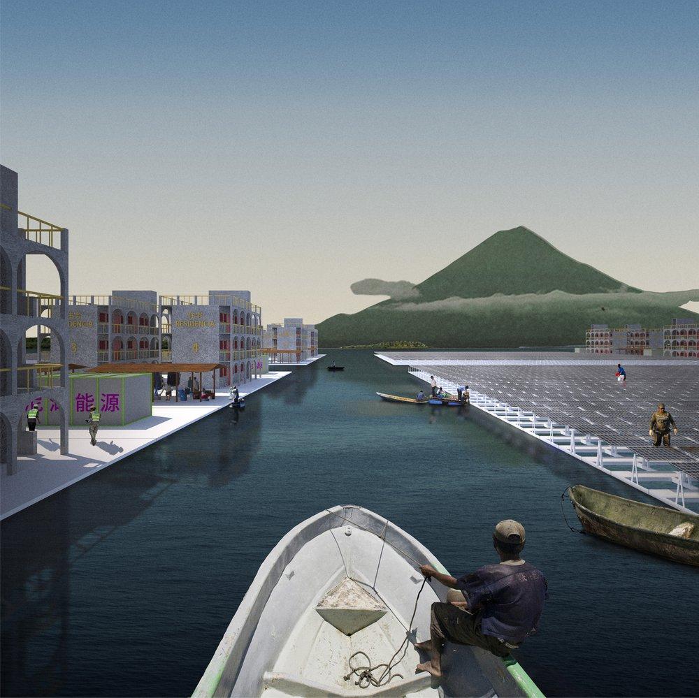04 - Infrastructure: Solar + Fish Farm