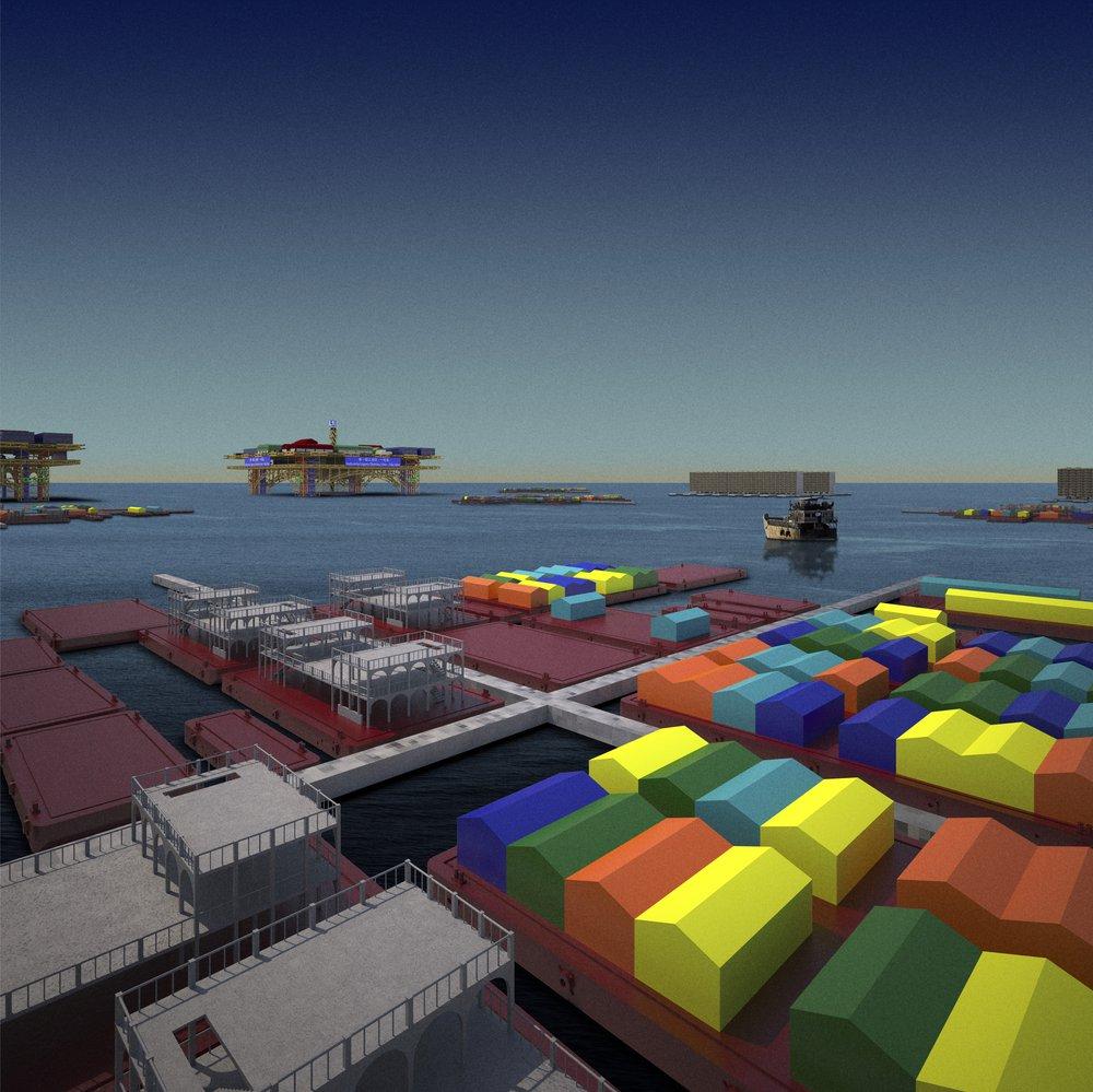 06 - Local Community: Barge Docks