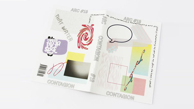 Arc #19 Contagion, 2015, Edited by Thea Smith and Kristian Vistrup Madsen. Designed by Summer Studio