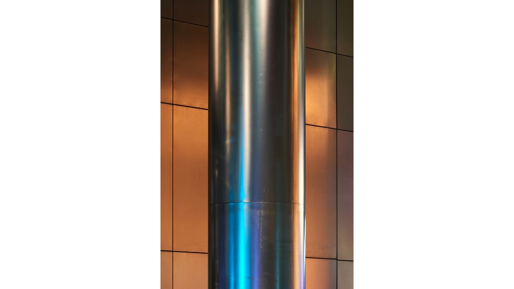 A Pillar in Canary Warf No.2