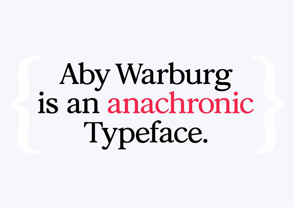 Aby Warburg Anachronism