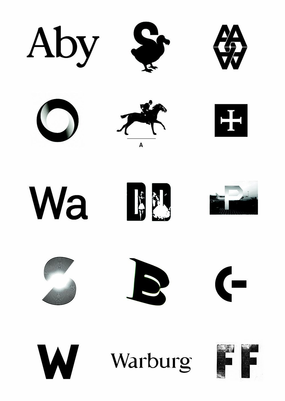 Variation of Font Projects