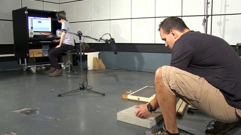Foley Session