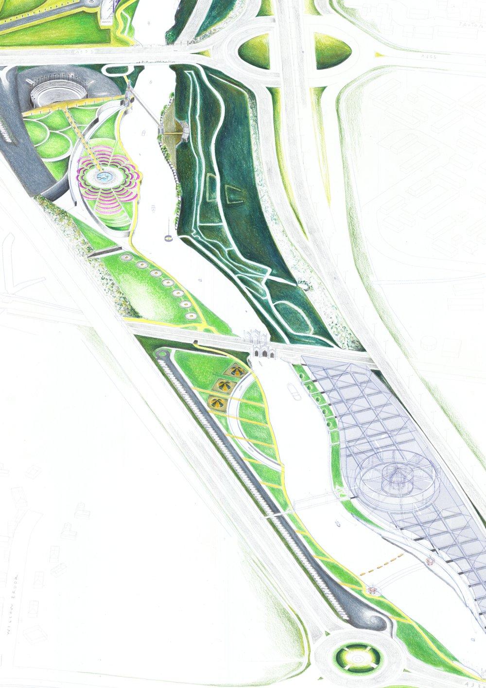 Environment Agency Gardens