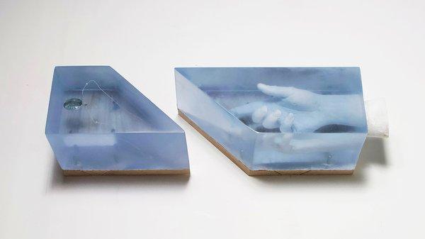 Alexander Glass - Glacial Descent