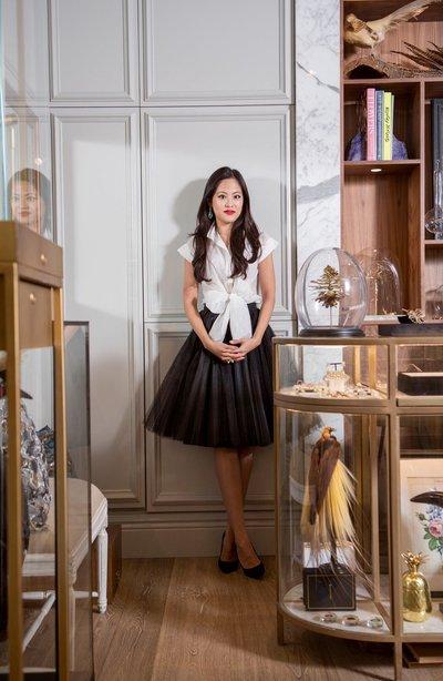 Photograph of Anabela Chan