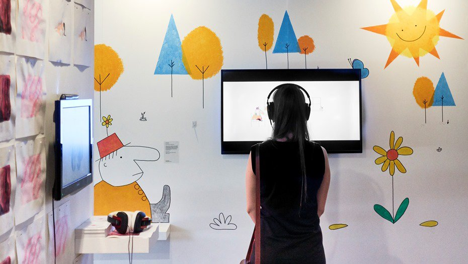 Animation, Show RCA 2018