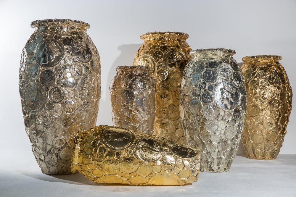 Pots of Money