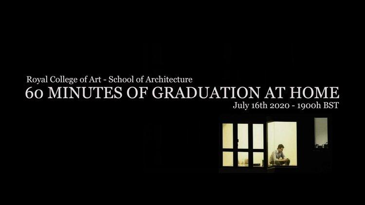 60 Minutes of Graduation, School of Architecture