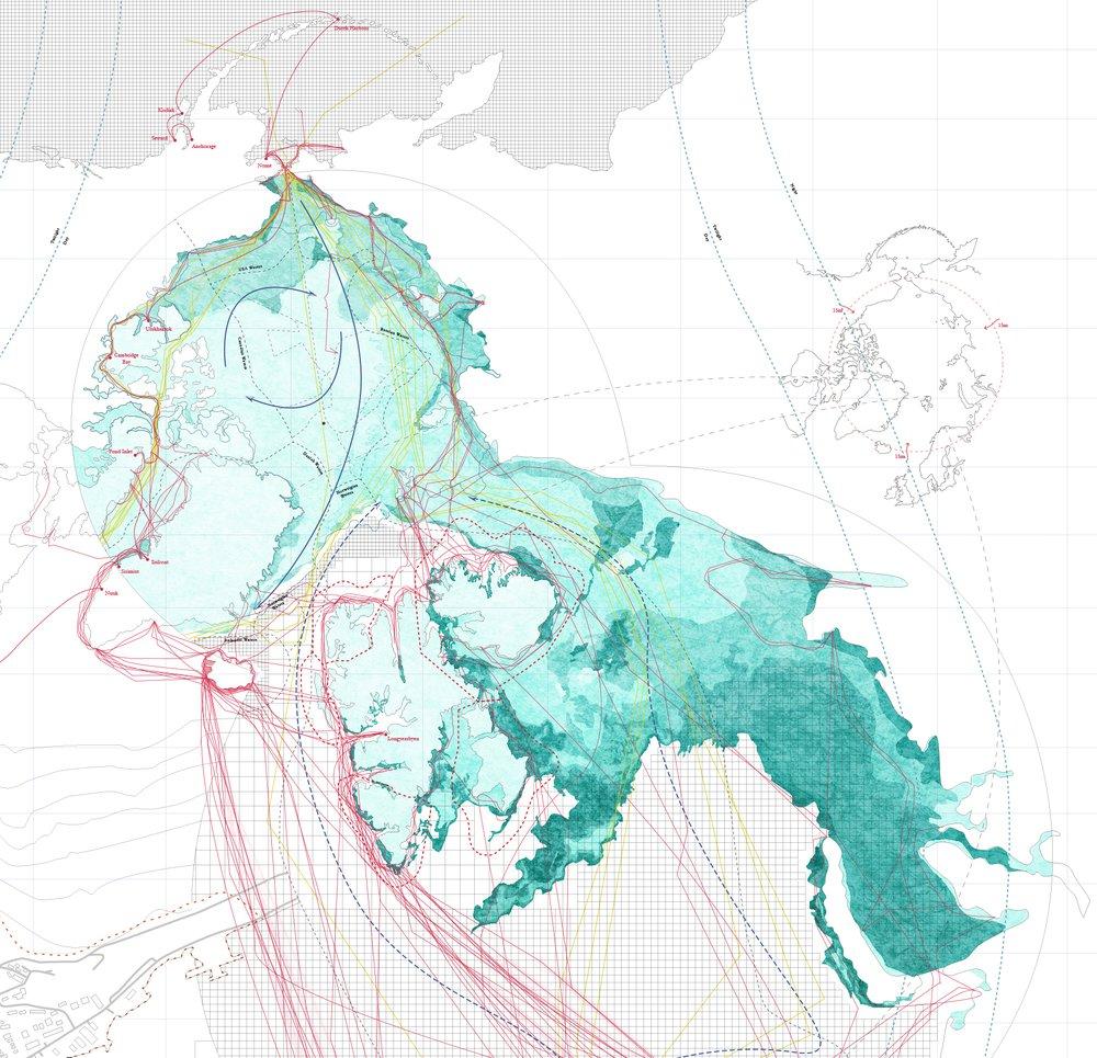 Cruising into the Arctic Circle