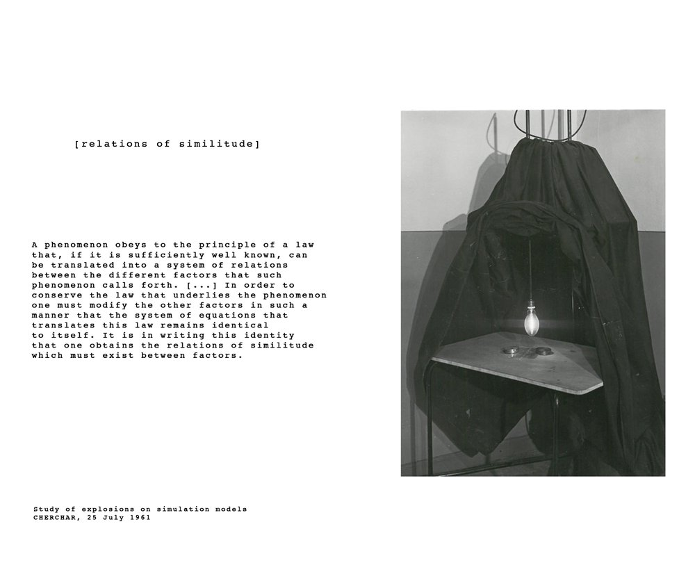 Relations of Similitude, from The archive and the accident series