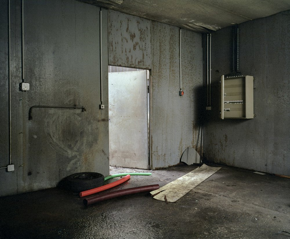 Untitled, from Absent Machine