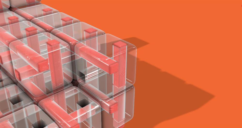 Inflock Cubes