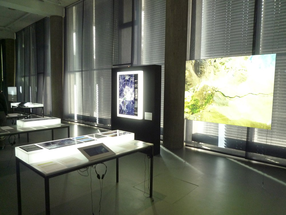 'Atacama Desert Project', Forensis, HKW, Berlin, 2014