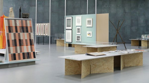 bauhaus imaginsita, Mar 15 - Jun 10 2019, Opening: Mar 14, 2019