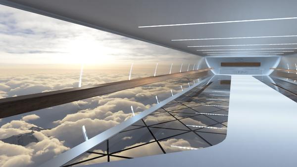 BA Flight of the Future