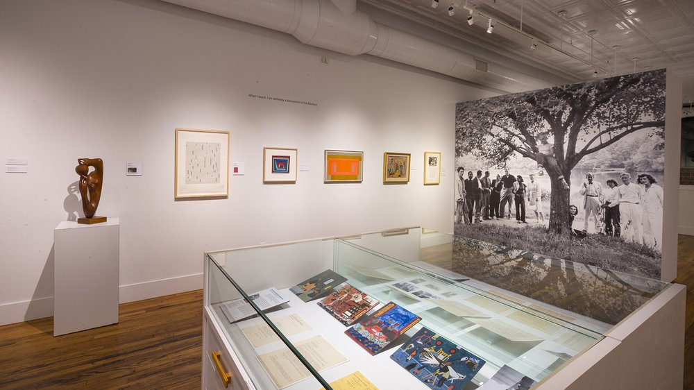 Between Form and Content: Perspectives on Jacob Lawrence and Black Mountain College