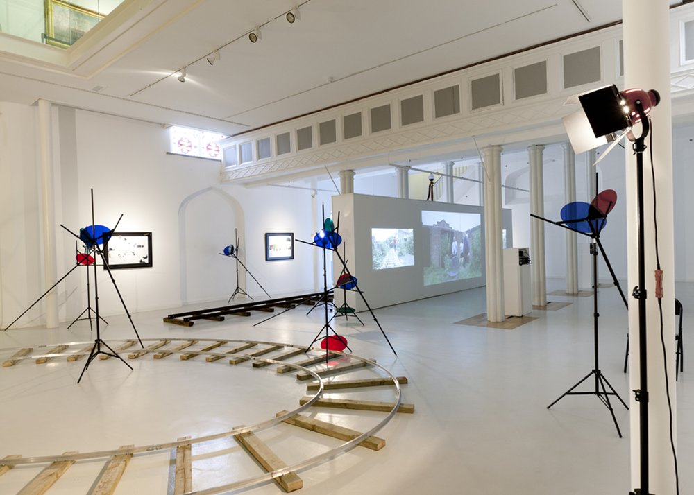 One + One, installation view, Highlanes Gallery, Ireland, 2012