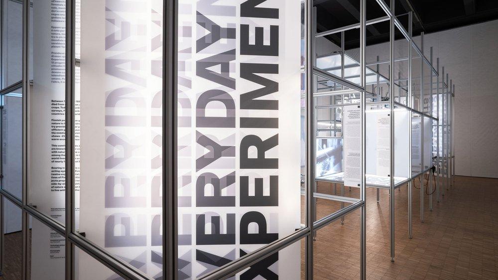 Everyday Experiments, 2019 Milan Triennial