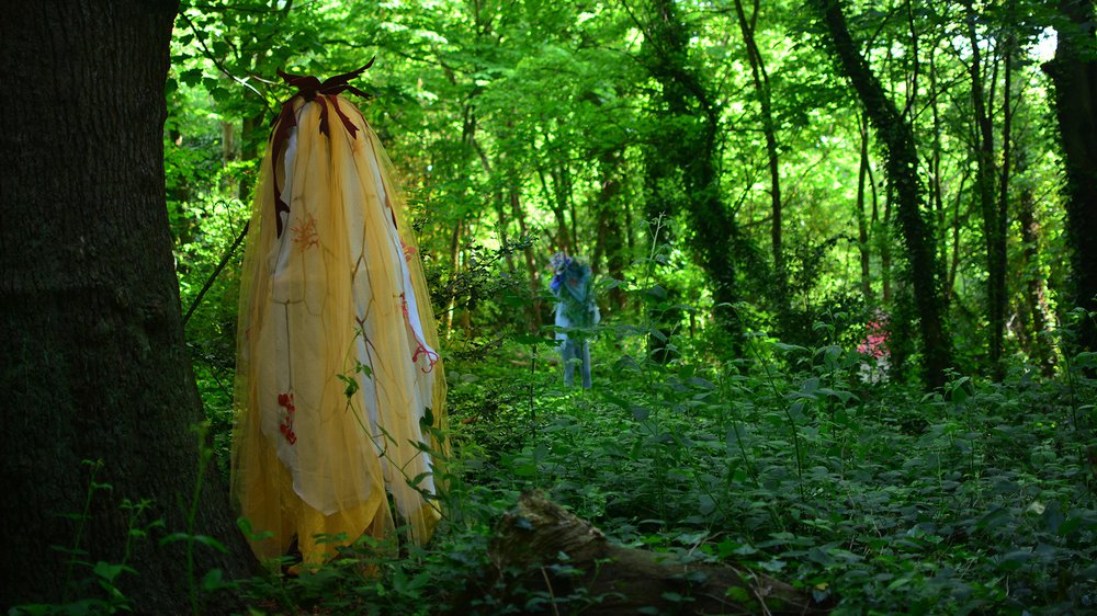 Mycohive: Telling the Bees, Shrouding the Soil