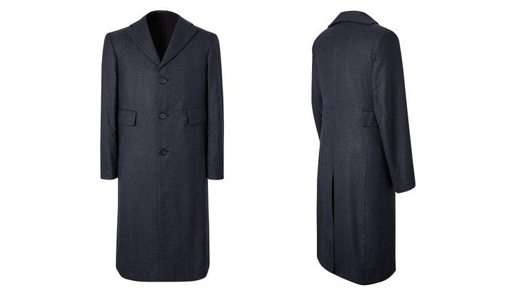 Unisex jacket by Ben Osborn & Dormeuil