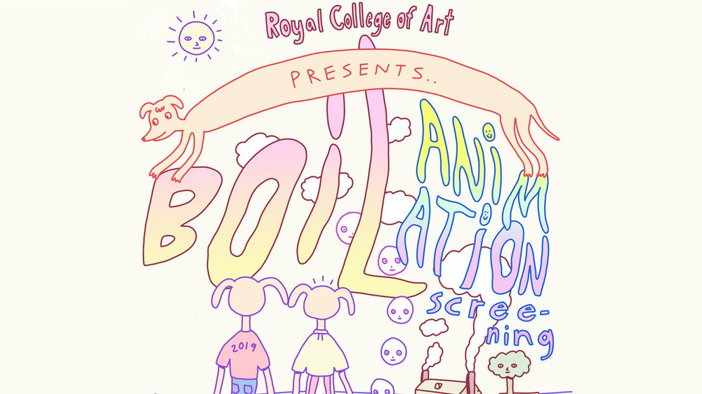 BOIL Poster by Julian Gallese