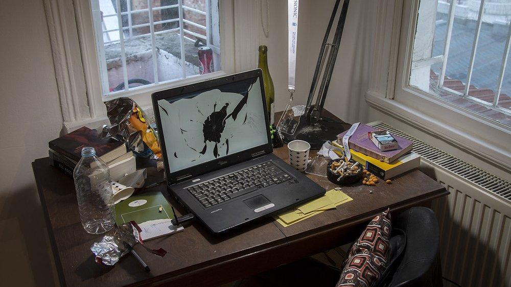 Desk, OJ Art Space Istanbul