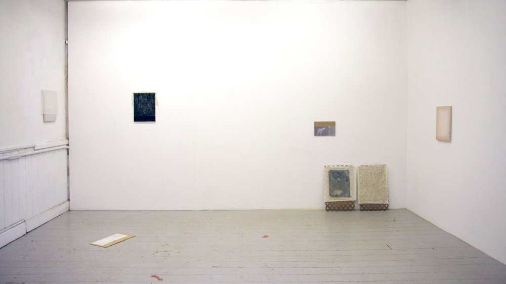 Exhibition view, Bow Arts