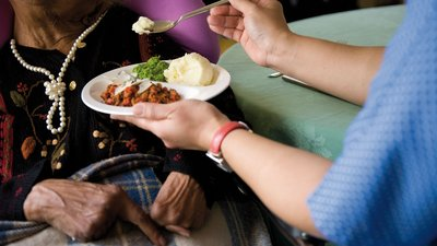 Eating, Design and Dementia