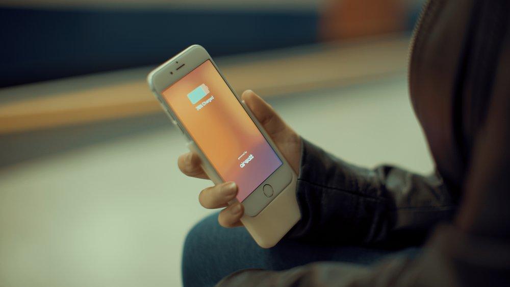 AirWatt: Wireless Charging Service in Tube Station