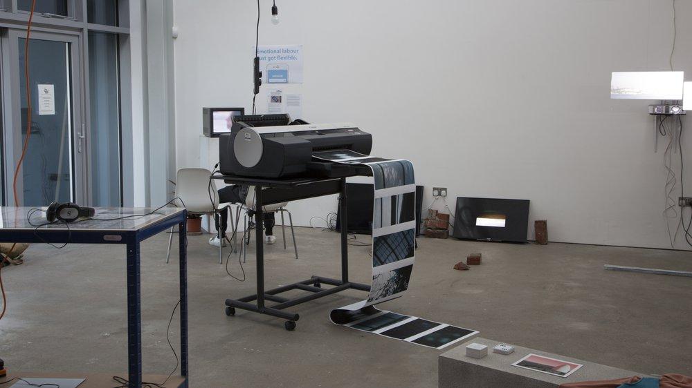 Arts & Humanities Work-in-progress 2018: Contemporary Art Practice, Alexandre Khondji