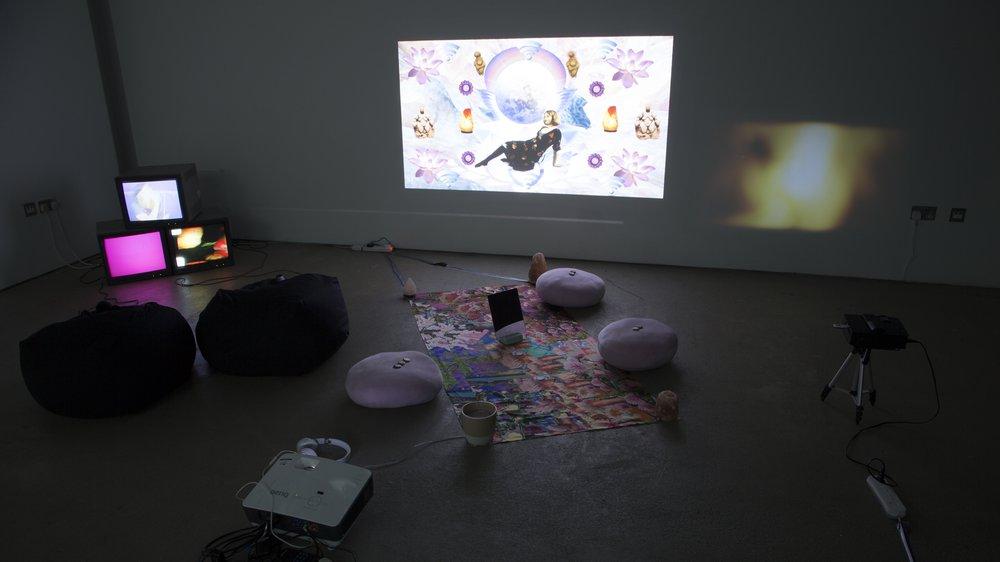 Arts & Humanities Work-in-progress 2018: Contemporary Art Practice, Corie Denby McGowan