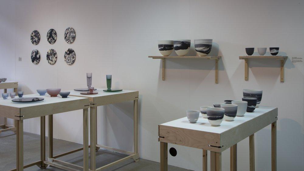 Show 2018, School of Arts & Humanities, Ceramics & Glass, Celia Dowson