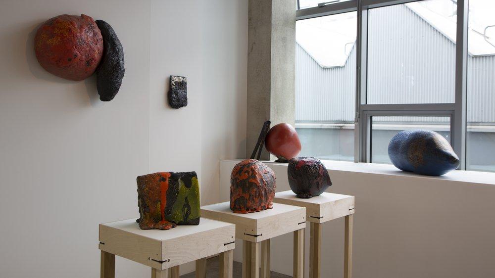 Show 2018, School of Arts & Humanities, Ceramics & Glass, Pam Su