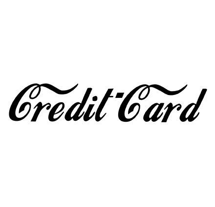 Credit- Card (Sketch version)